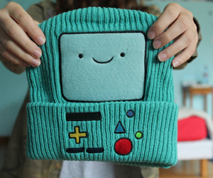 adventure time, bmo, and bonnet image