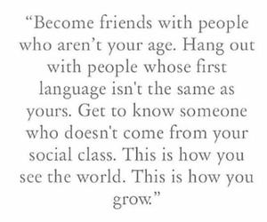 grow, self love, and success image