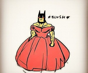 batman, princess, and disney image