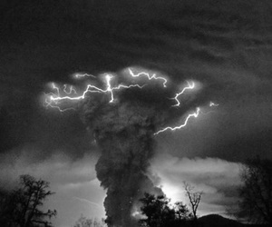 storm, nature, and tornado image