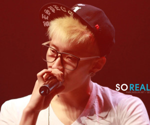 asian, blonde, and jay park image
