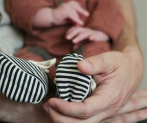 baby boy, cute baby, and hands image