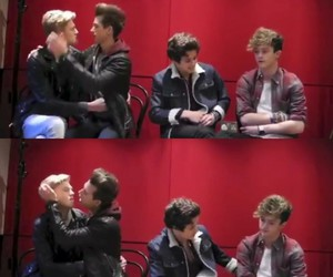 bromance, thevamps, and jamesmcvey image