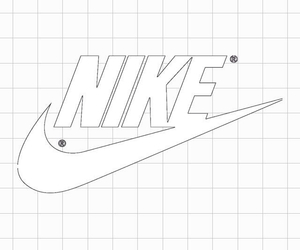 nike, Logo, and pale image