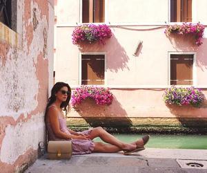 flowers, italia, and italy image