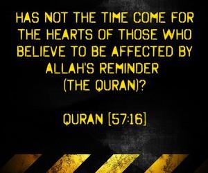 islam, quran, and ayah image