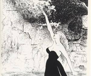Fellini, la dolce vita, and milo manara image