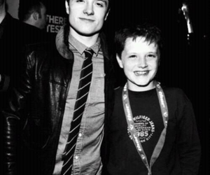 josh hutcherson, josh, and hunger games image
