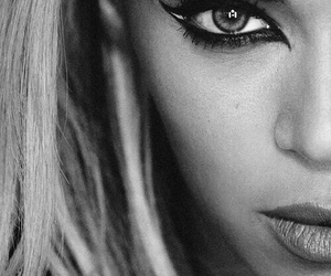 beyoncé, superpower, and black and white image