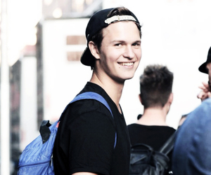 ansel elgort, boy, and ansel image