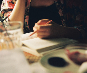 write, vintage, and photography image