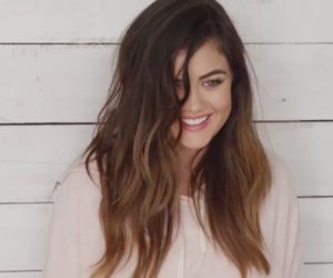 photoshoot and lucy hale image