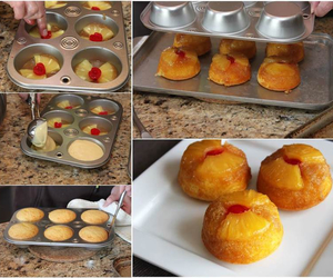 diy, food, and muffin image
