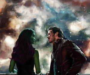 beautiful, comic, and couple image
