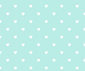 heart, skyblue, and small image