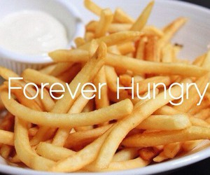 food, hungry, and forever image