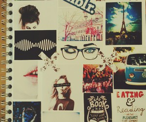 books, tumblr, and hipster image