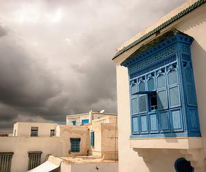 tunisia and sidi bou said image