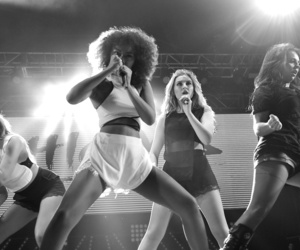 live, blackpool, and little mix image