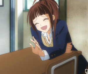 friend, girl, and manga image