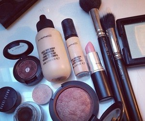 make up, mac, and makeup image