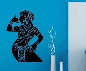 dance, yoga, and decals image