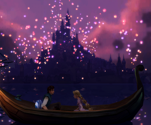 Dream, heart, and rapunzel image