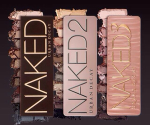 bright, cosmetics, and naked image