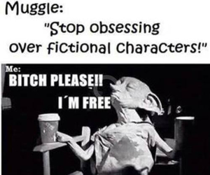 harry potter, free, and true image
