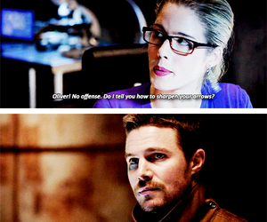 arrow, quotes, and oliver queen image