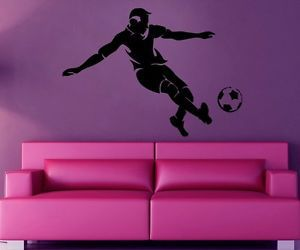 decals, man, and soccer image
