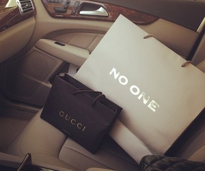 luxury, gucci, and car image