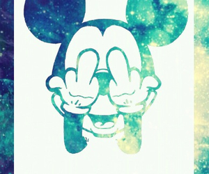 background, mickey mouse, and cool image