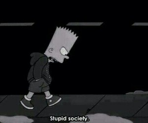 hate, grunge, and society image