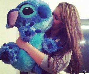 girl, stitch, and cute image