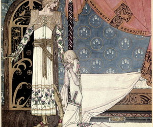illustration and kay nielsen image