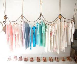 clothes, rainbow, and pretty image