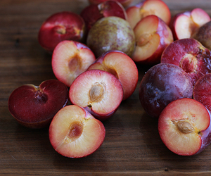 FRUiTS, food, and plums image