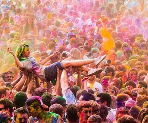 party, fun, and festival image