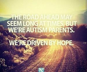 autism, awareness, and hope image