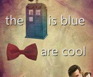 doctor who, tardis, and fez image