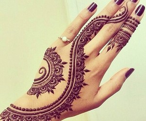 cool, india, and hena image