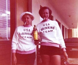 drinking, alcohol, and usa image