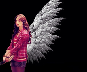 wings, teen wolf, and allison argent image