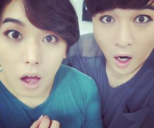 sungmin, shindong, and super junior image