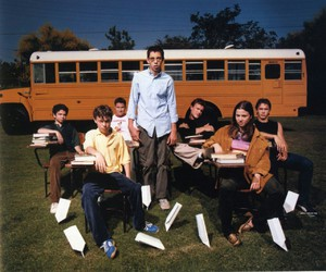 freaks and geeks and 90s image