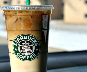 drink, starbucks, and the best image