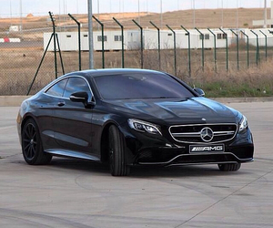 benz, black, and c image