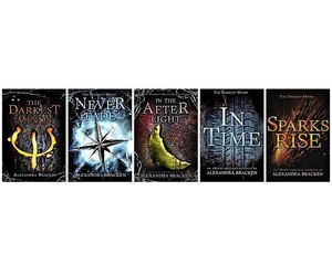 in time, never fade, and the darkest minds image