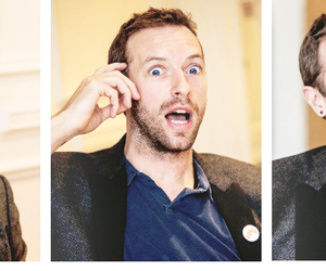 Chris Martin, coldplay, and love it image